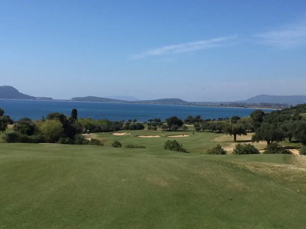 Golfliebling in Costa Navarino 2017