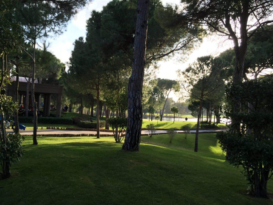 Golfliebling in Belek 2015