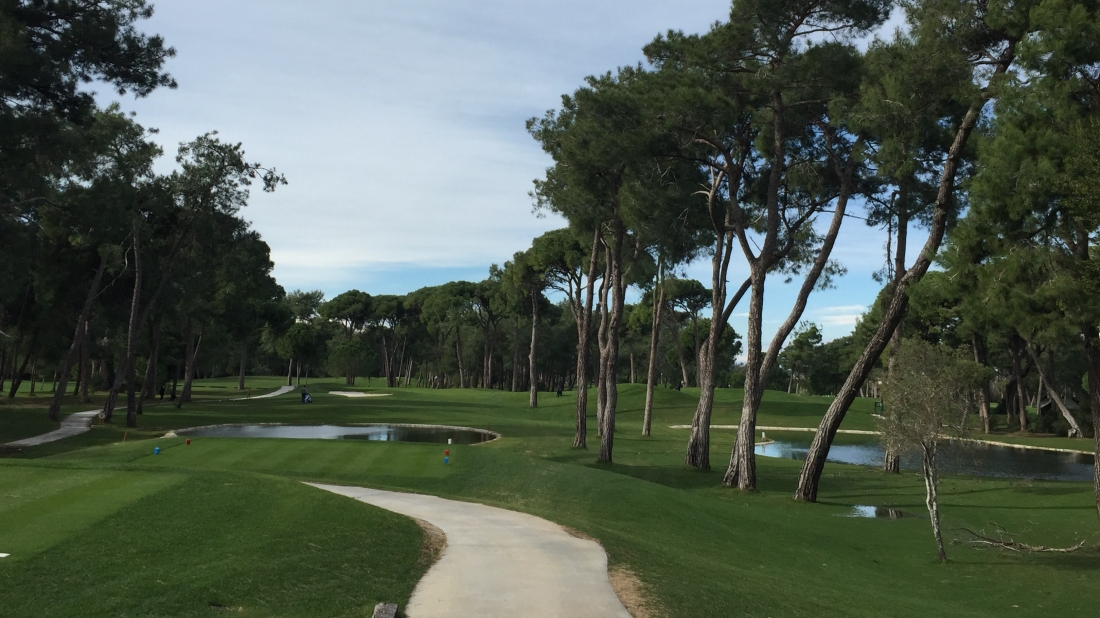 Golfliebling in Belek - Gloria New Course
