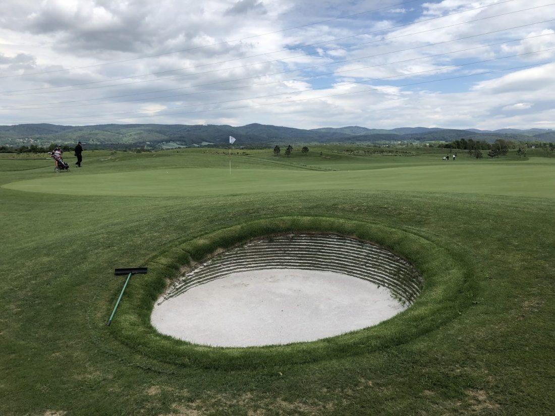 Golfliebling in Linsberg